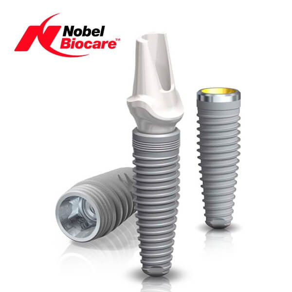 импланты nobel biocare